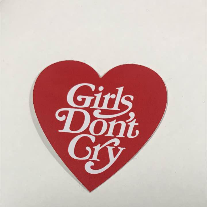 girls dont cry ロゴ 画像