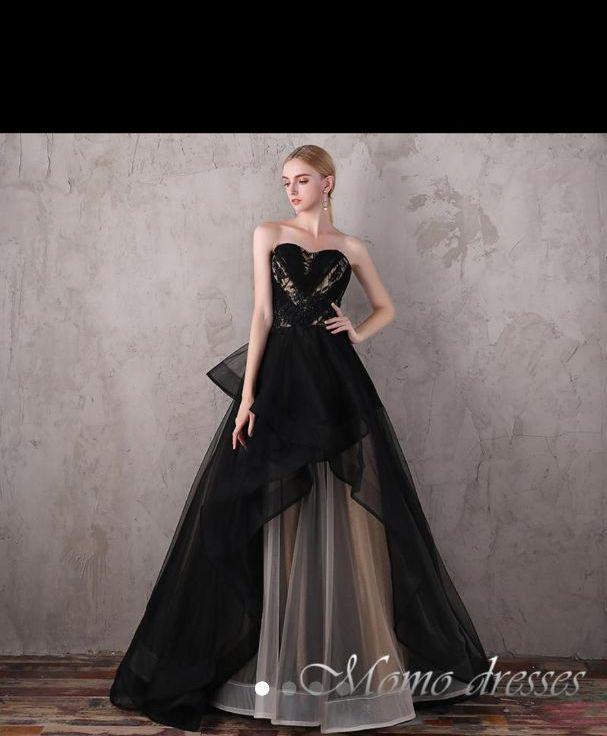 ウェディングドレス 黒髪 髪型