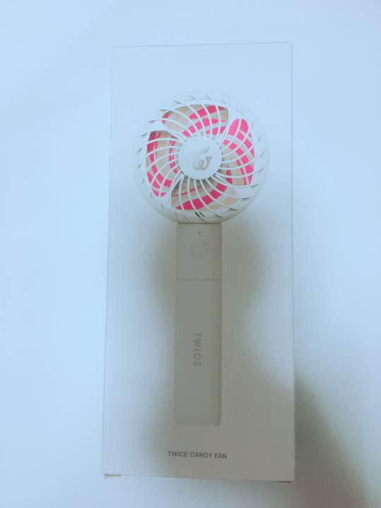 twice 扇風機 値段