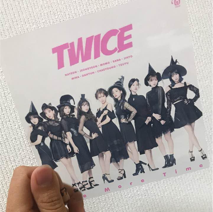 twice ワンス限定