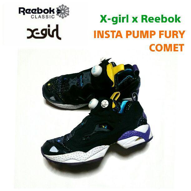 x-girl ポンプフューリー