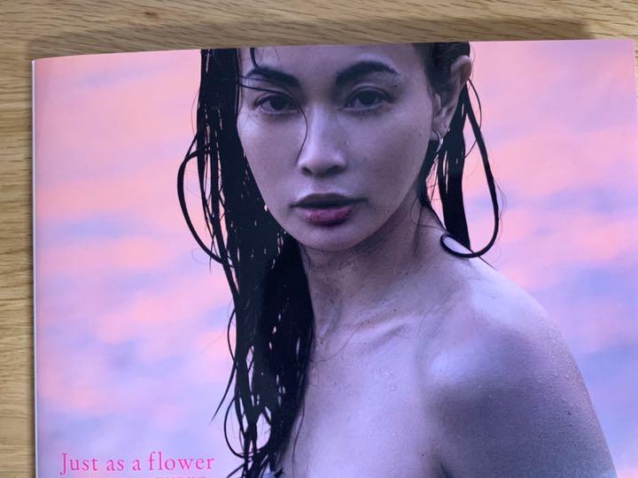 長谷川京子 just as a flower