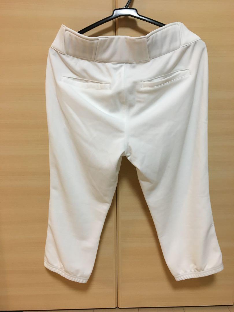 野球 ズボン ショート 履き方