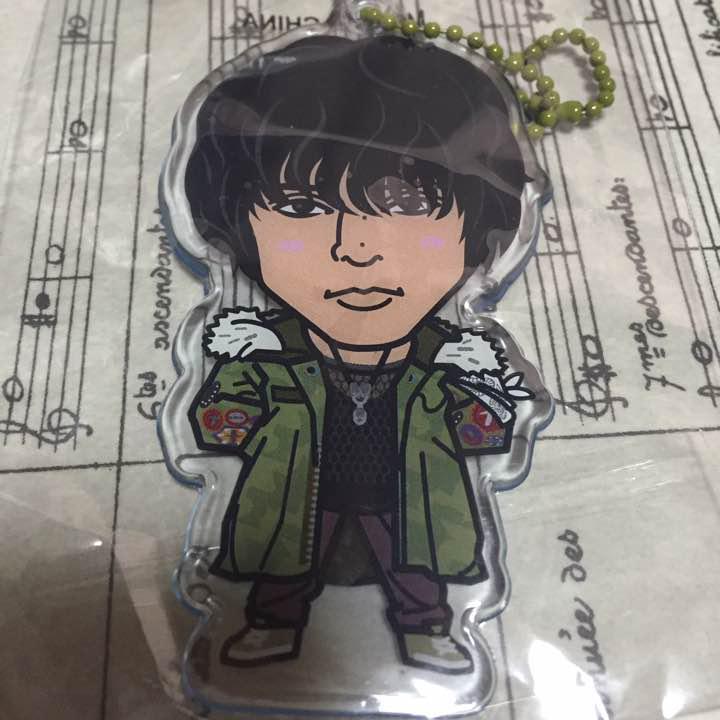 窪田正孝 スモーキー