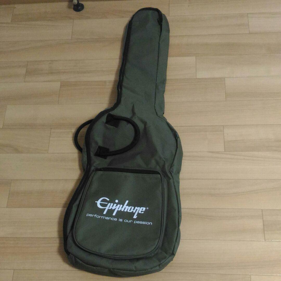 エピフォン ギターケース ソフト