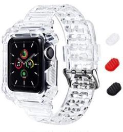 "Thumbnail of ""Apple Watch バンド 42mm 44mm ソフト クリスタル クリア"""