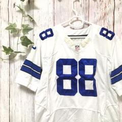 """Thumbnail of """"NFL アメリカンフットボールダラスカウボーイズブライアント88 ゲームシャツ"""""""