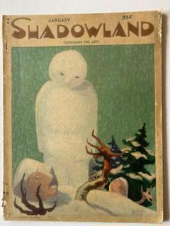 "Thumbnail of ""Shadowland/1923年11月号"""