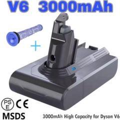 """Thumbnail of """"【PSE認証済み】Dyson 互換バッテリー 大容量 V6 3000mAh A2"""""""