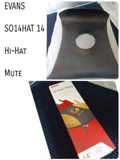 "Thumbnail of ""超激安!EVANS/エヴァンス SO14HAT 14 Hi-Hat Mute"""