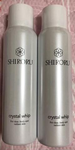 """Thumbnail of """"【SHIRORU シロル  】クリスタルホイップ  2本セット"""""""