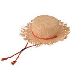 "Thumbnail of ""EAST END HIGHLANDERS Flutter Straw Hat"""