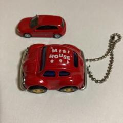 """Thumbnail of """"赤い車のキーホルダー ミキハウス"""""""