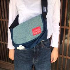 "Thumbnail of ""X-girl × Manhattanportage Messenger Bag"""