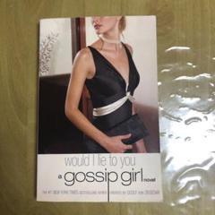 "Thumbnail of ""値下げ 洋書 ゴシップガール Gossip Girl 小説"""