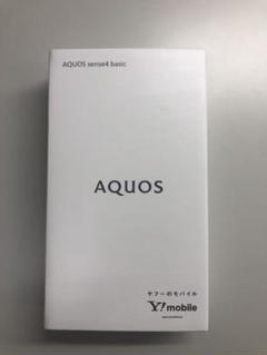 "Thumbnail of ""AQUOS sense4 basic"""