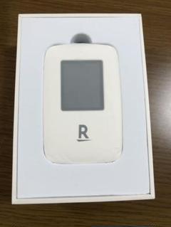 "Thumbnail of ""【新品】Rakuten WiFi Pocket ホワイト"""