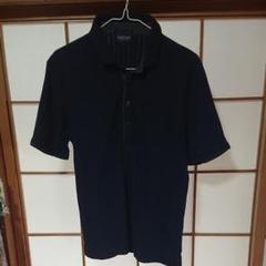 "Thumbnail of ""ポロシャツ半袖ネイビー"""