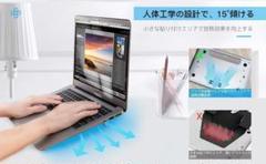 "Thumbnail of ""⭐️猫背解消‼️デスクワークがとっても楽になる⭐️ノートパソコンスタンド⭐️"""