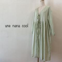 "Thumbnail of ""une nana cool ガウンワンピース"""