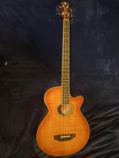 "Thumbnail of ""CRAFTER アコベースギター Acoustic Bass Guitar"""