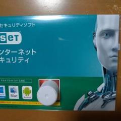 """Thumbnail of """"ESET インターネットセキュリティ 5月10日から3年"""""""