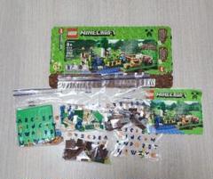 "Thumbnail of ""レゴ マインクラフト LEGO Minecraft The Farm 農場"""