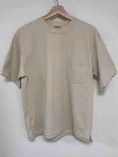 """Thumbnail of """"auralee 19ss STAND-UP TEE ivory beige 3"""""""