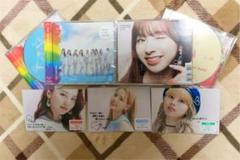 "Thumbnail of ""niziu   CD4枚 (未再生)&メッセージカード9人分(全員)新品"""