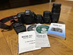 """Thumbnail of """"Canon EOS 6D レンズセット"""""""