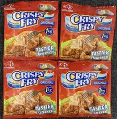 "Thumbnail of ""Crispy Fry Original 62g x 4pcs"""