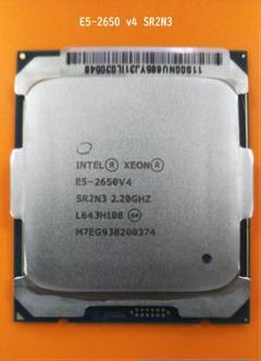 "Thumbnail of ""【正規品】Intel Xeon E5-2650 v4 SR2N3 CPU"""