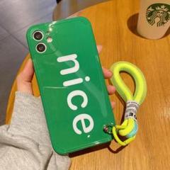 "Thumbnail of ""ins韓国  iphone11 ケース  グリーン"""