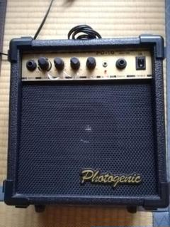 "Thumbnail of ""PhotoGenic ギターベース兼用アンプ オーバードライブ機能付き PG10"""