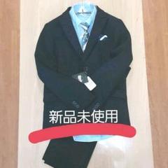 "Thumbnail of ""【新品 未使用】男子 フォーマル セット"""