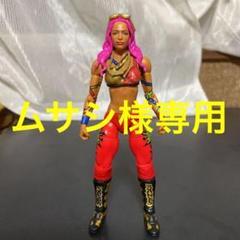 "Thumbnail of ""WWE   プロレス  フィギュア サーシャ・バンクス"""