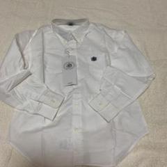 "Thumbnail of ""お値下げジェイプレスJ.PRESS新品タグつき刺繍ロゴあり白シャツ"""