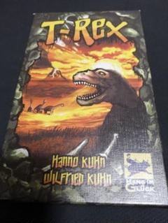 """Thumbnail of """"Tレックス(ボードゲーム、ボドゲ、トリックテイキング、トリテ)"""""""