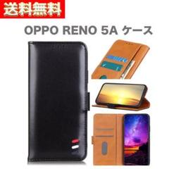 "Thumbnail of ""OPPO RENO 5A おしゃれ 手帳型 スマホケース オッポ リノ 5"""