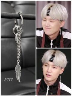 "Thumbnail of ""BTS シュガ 着用タイプ【ミクスチャーピアス type16】wego a57"""
