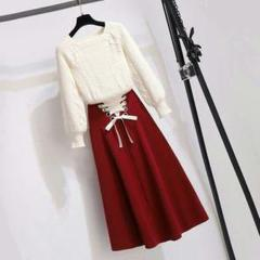 """Thumbnail of """"新スーツ新しいファッションの半身スカート気質の2つのスーツ沖縄、離島などは送9"""""""