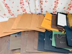 "Thumbnail of ""ショップ袋 紙袋 Louis Vuitton.CHANELなど 大量おまとめ☆N"""