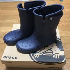 """Thumbnail of """"クロックス crocs   長靴 レインブーツ レインシューズ 27センチ"""""""