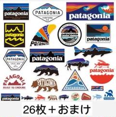 "Thumbnail of ""アウトドア防水ステッカー28枚セット"""