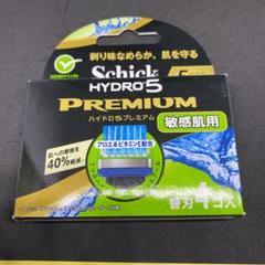 "Thumbnail of ""SHICK HYDRO5premium 敏感肌用 替え刃4個入"""
