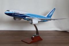 "Thumbnail of ""【レア】BOEING 787 模型 ハウスカラー"""