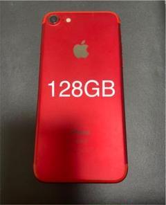 "Thumbnail of ""【iPhone7】128GB RED simフリー"""