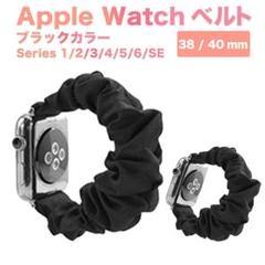 """Thumbnail of """"AppleWatchベルト アップルウォッチベルト ブラック 38/40mm"""""""