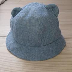 """Thumbnail of """"赤ちゃんの城 帽子 くま ブルー"""""""