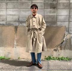 """Thumbnail of """"O project / trench coat"""""""